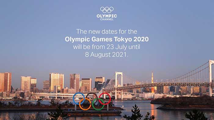 Resmi! Olimpiade Tokyo 2020 Akan Dihelat pada 23 Juli 2021 ...