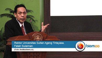 Photo of Tanggap Darurat Covid-19 Diperpanjang, Rektor Untirta Keluarkan Kebijakan Lanjutan