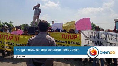 Warga Curug dan Walantaka Desak DPRD Kota Serang, Tutup Peternakan Ayam