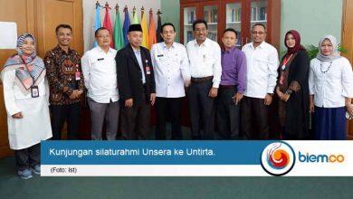 Photo of PTS dan PTN Bersinergi, Unsera-Untirta Jalin Kerja Sama