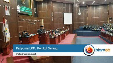 Photo of LKPJ: Laju Perekonomian Kota Serang Tahun 2019 Kurang Memuaskan