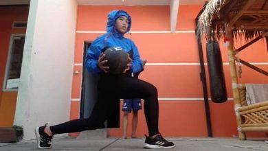 Photo of Selama Pandemi Covid-19, Atlet KONI Kota Serang Diminta Latihan di Rumah