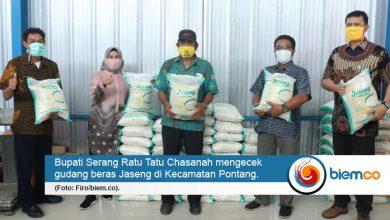 Photo of Pemkab Serang Turunkan Bantuan 160 Ribu Ton Beras Jaseng