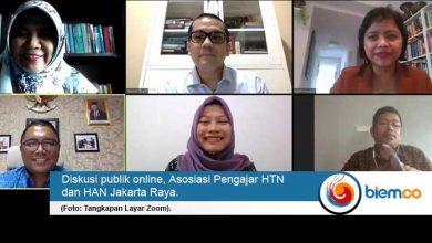 Photo of Diskusi Publik: Pilkada di Tengah Pandemi Covid-19