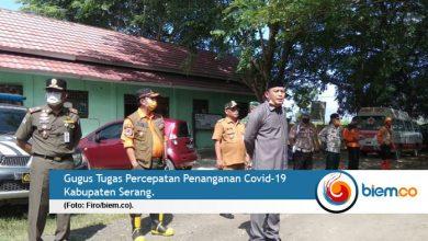 Photo of Pemkab Serang Sinergi Perangi Covid-19 Bersama TNI-Polri