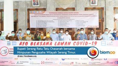 Photo of Perusahaan di Kabupaten Serang Bantu Tangani Covid-19