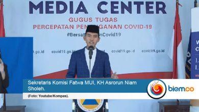 Photo of Fatwa MUI soal Pengurusan Jenazah Korban Covid-19