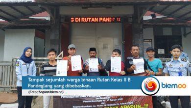 rutan kelas II B Pandeglang