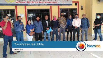 Tim Advokasi IKA Untirta Kawal Kasus Pembacokan MA
