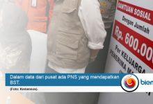 PNS di Kota Serang Masuk Daftar Penerima BST