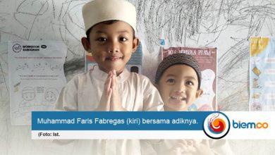 Photo of Membanggakan, Bocah Asal Kota Serang Juarai Lomba Tilawah dan Tahfiz Qur'an Se Indonesia