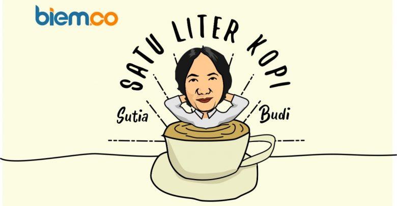 Sutia Budi: Satu Liter Kopi