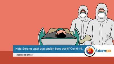 Bertambah Lagi 2 Pasien Positif Covid-19 di Kota Serang