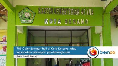 Kemenag Kota Serang: Persiapan Ibadah Haji Tetap Berjalan
