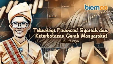 Photo of Iin Prasetyo: Teknologi Finansial Syariah dan Keterbatasan Gerak Masyarakat