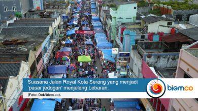 Photo of Pemkot Serang Sepakat Akan Menutup Pasar 'Jedogan' Royal
