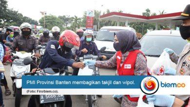 Photo of PMI Banten Kampanyekan Disinfeksi Mandiri