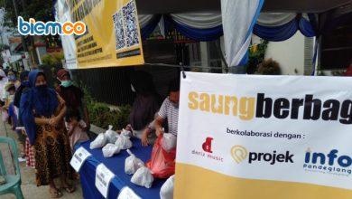 Photo of Saung Berbagi Sediakan Paket Buka Puasa Gratis untuk Warga Pandeglang