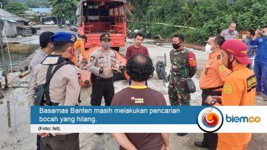Photo of Seorang Bocah Hilang Saat Berenang, Basarnas Banten Lakukan Pencarian