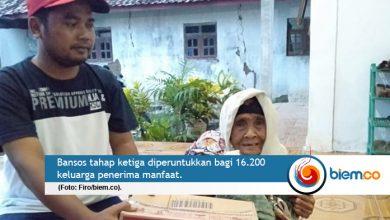 Photo of Wah, Pemkab Serang Turunkan Bansos Tahap Ketiga