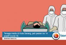 Photo of Usai Mudik, Tenaga Medis RS Swasta di Kota Serang Positif Covid-19