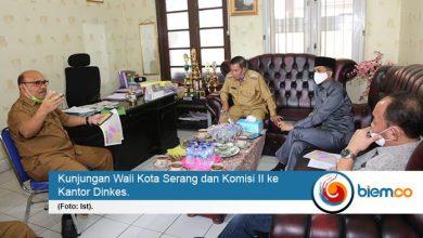 Photo of Adanya Lonjakan Covid-19, Wali Kota Serang Cek Kesiapan Dinkes