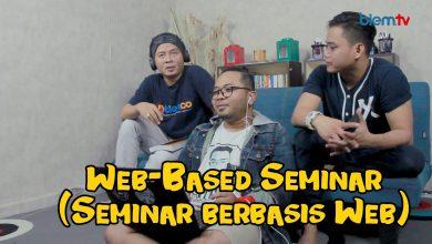 Photo of Video: Pro Kontra dan Etika Webinar