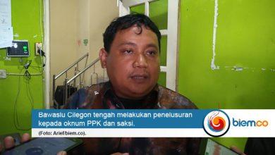 Photo of Bawaslu Cilegon Panggil Anggota PPK yang Terlibat di Acara Bapaslon