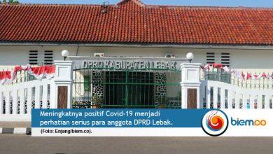 Photo of DPRD Respons Meningkatnya Kasus Positif Covid-19 di Lebak