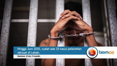 Photo of Ayah Cabuli Anak Tiri Tambah Deretan Kasus Pelecehan Seksual di Lebak