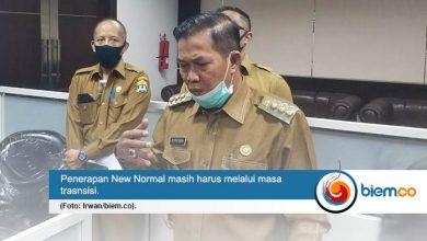 Photo of Penerapan 'New Normal' di Kota Serang Masih Belum Pasti