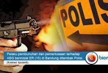 Photo of Pelaku Pemerkosaan dan Pembunuhan ABG di Bandung Ditembak Polisi