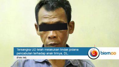 Photo of Duh, Tega! Ayah Sering Cabuli Anak Tiri, Terungkap Setelah Kepergok Istri