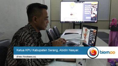 Photo of KPU Kabupaten Serang Rapid Test Panitia Penyelenggara Pilkada