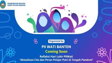 Photo of Refleksi Harlah PII Wati, Korwil Banten Fokus Bina Pelajar Putri