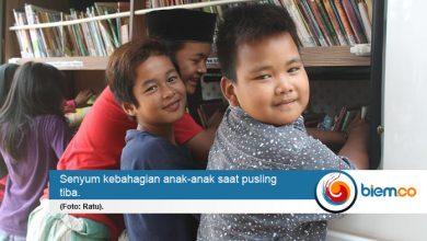 Photo of Tingkatkan Gemar Baca, TBM Awan dan Pusling Adakan Silang Layan Buku