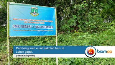 Photo of Empat Unit Sekolah SMA-SMK di Lebak Gagal Dibangun