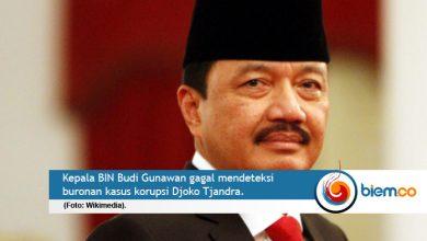 Photo of Gagal Deteksi Djoko Tjandra, ICW Minta Kepala BIN Diberhentikan