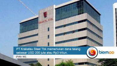 Photo of PT Krakatau Steel Minta Pemerintah Beri Dana Talang Rp3 Triliun