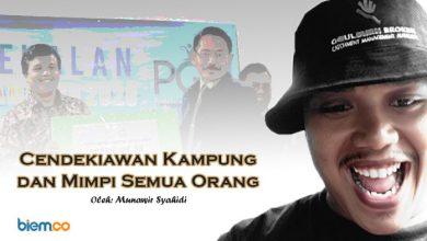 Photo of Munawir Syahidi: Cendekiawan Kampung dan Mimpi Semua Orang