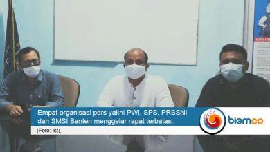 Photo of Organisasi Pers Ajak Pemrov Banten Maksimalkan Peran Media
