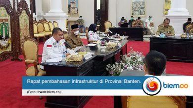 Photo of DPD RI Bahas Kondisi Jalan Rusak di Provinsi Banten