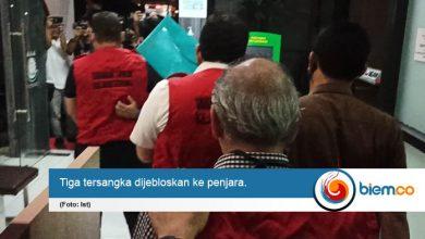 Photo of Tiga Tersangka Korupsi PT BGD Rp5,9 Miliar Dijebloskan ke Penjara