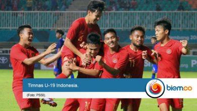 Photo of Banyak Pemain Debutan dalam Daftar Nama Timnas U-19 Indonesia