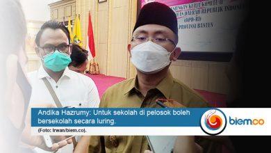 Photo of Wagub Banten: Sekolah di Daerah yang Sulit Sinyal Diperbolehkan Tatap Muka