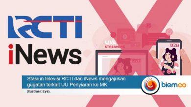 Photo of Gaduh Gugatan UU Penyiaran oleh RCTI-iNews ke MK, Masyarakat Terancam Tak Leluasa Live di Medsos