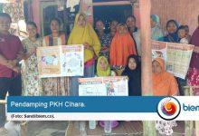 Photo of Pendamping PKH Cihara Apresiasi KPM yang Mengundurkan Diri Secara Graduasi
