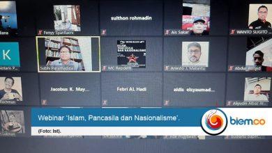 Photo of Repdem Kota Serang Gelar Webinar 'Islam, Pancasila dan Nasionalisme'