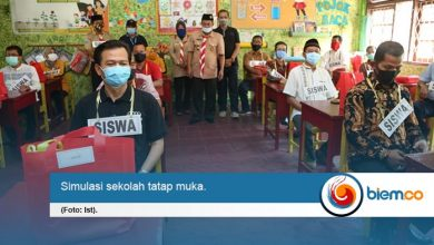 Photo of Dindikbud Kota Serang Laksanakan Simulasi Sekolah Tatap Muka