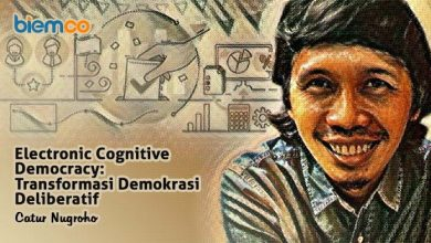 Photo of Catur Nugroho: Electronic Cognitive Democracy; Transformasi Demokrasi Deliberatif